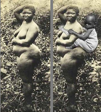 African tribe man fucks white wife 7